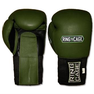 Ring To Cage Velcro/Elastic Sparring Gloves